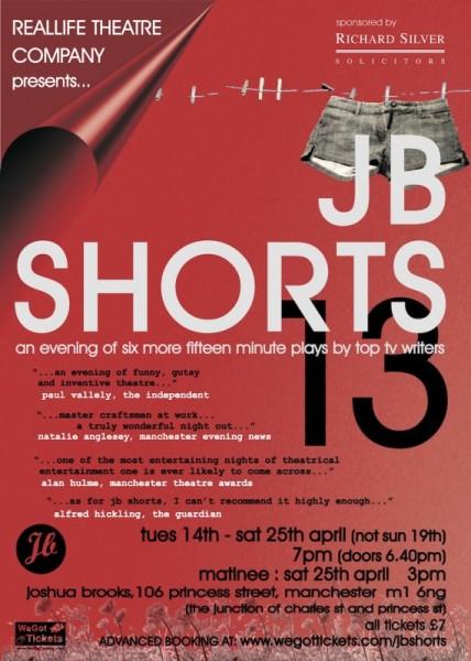 JOHN CATTERALL & JOYCE BRANAGH / JB SHORTS 13