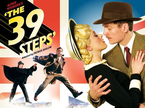 DARRYL CLARK / THE 39 STEPS