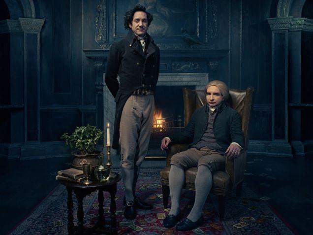 COLIN MEREDITH / JONATHAN STRANGE & MR NORRELL