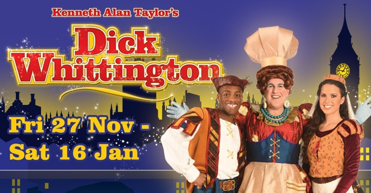 JOHN ELKINGTON / DICK WHITTINGTON