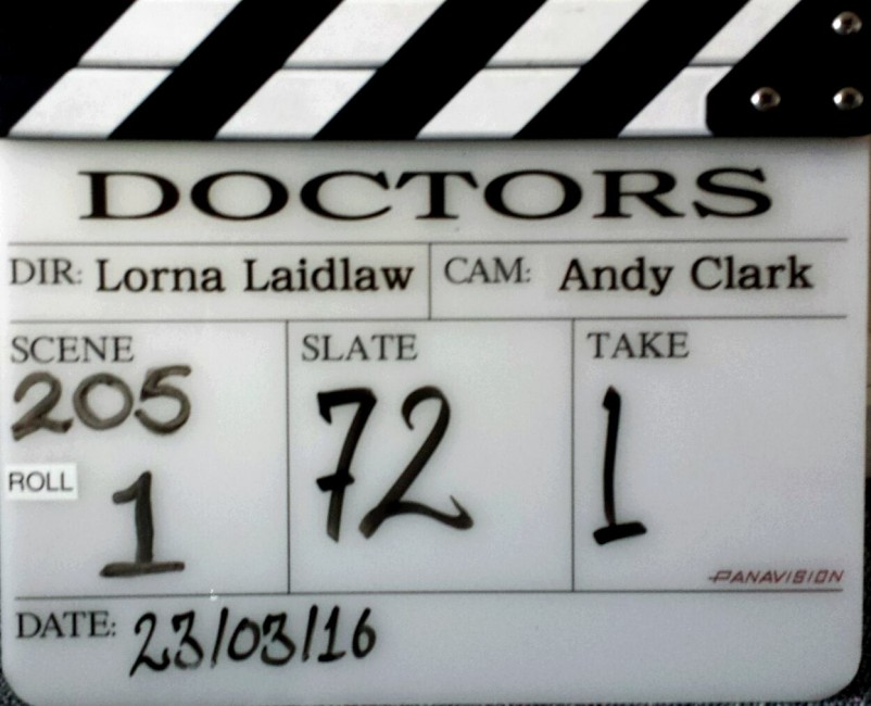 LORNA LAIDLAW / DIRECTING ON DOCTORS