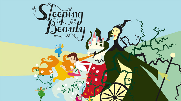SIMEON TRUBY / SLEEPING BEAUTY