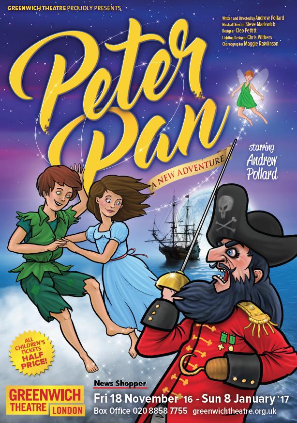 ANDREW POLLARD / PETER PAN