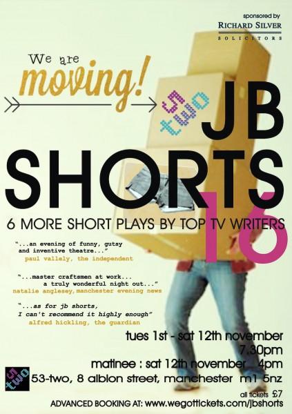 JB SHORTS 16