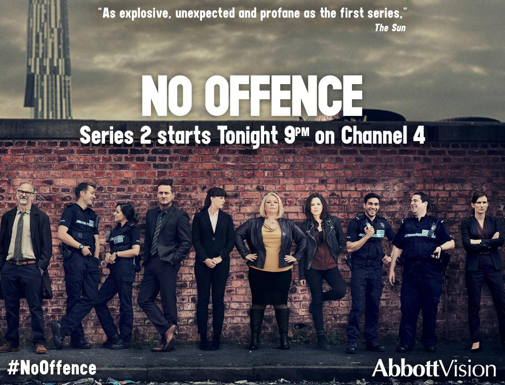 GEMMA PAIGE NORTH / NO OFFENCE