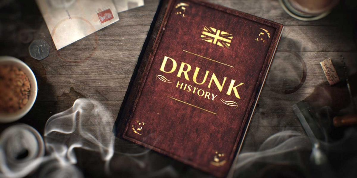 ADAM FOSTER / DRUNK HISTORY