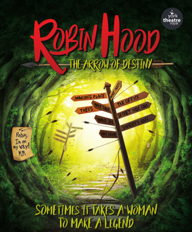 JOHN ELKINGTON / ROBIN HOOD:  THE ARROW OF DESTINY