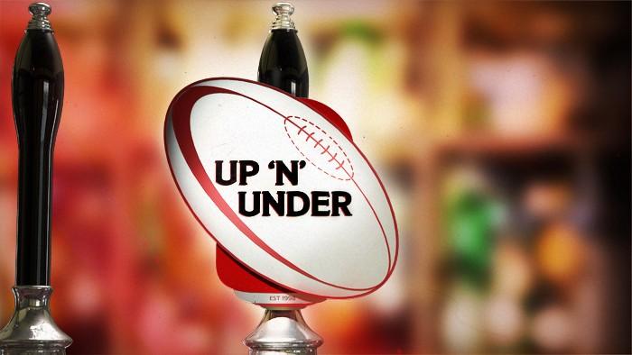 MATT CONNOR & LAURYN REDDING / UP 'N' UNDER