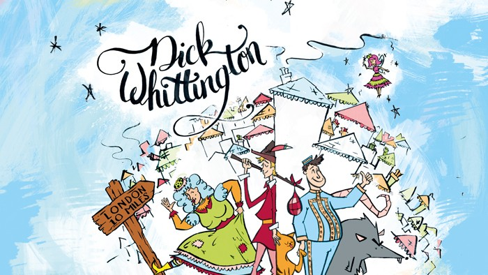 SIMEON TRUBY / DICK WHITTINGTON