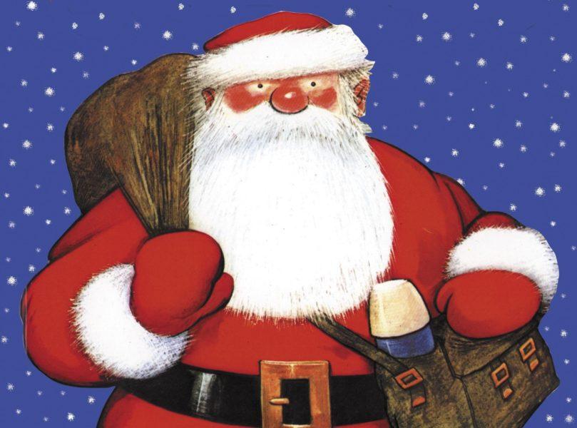 Stephen Chapman / Raymond Brigg's Father Christmas