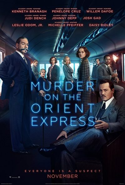 DARRYL CLARK / MURDER ON THE ORIENT EXPRESS