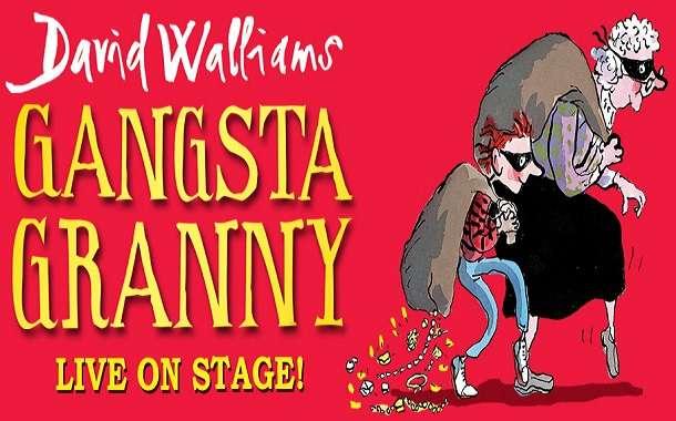 Jason Furnival & Emma Matthews / Gangsta Granny