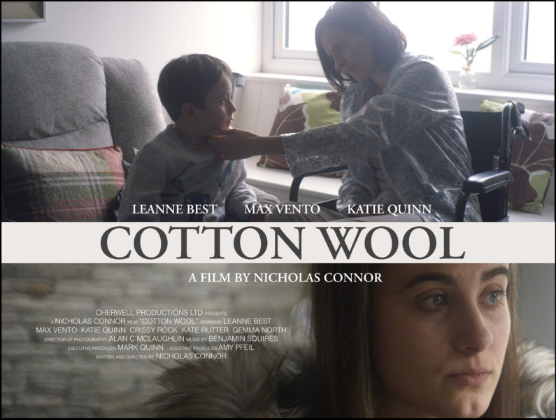 Jason Lamar Ricketts / Cotton Wool at BIFF