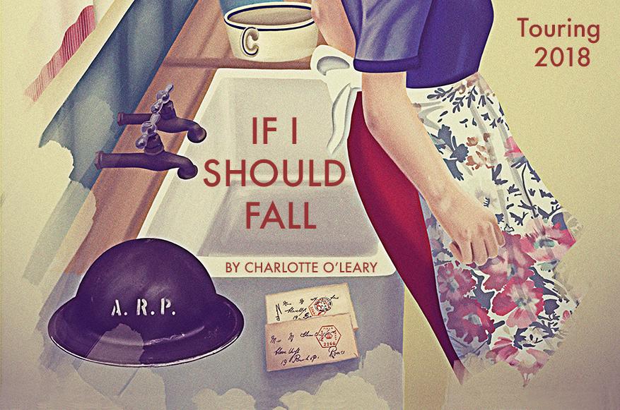Jordi Williams / If I Should Fall