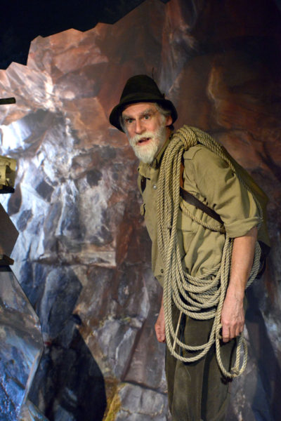 Peter Macqueen / The Professor of Adventure
