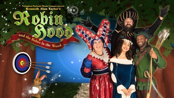 John Elkington / Robin Hood and the Babes in the Wood