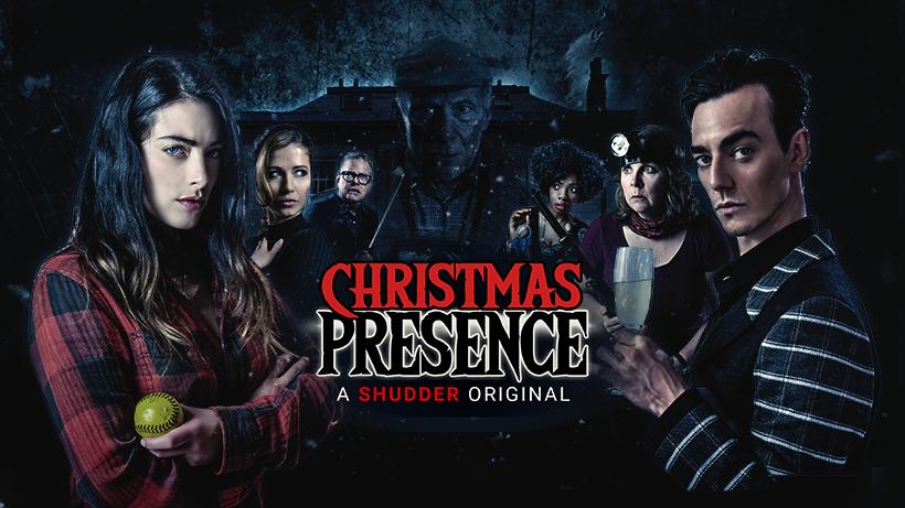William J Holstead / Christmas Presence