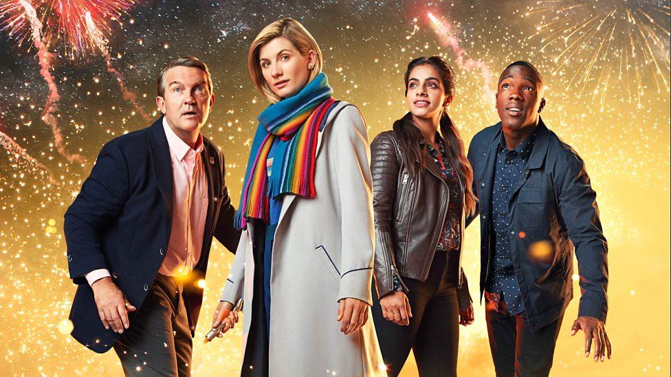 Darryl Clark / Doctor Who: Resolution