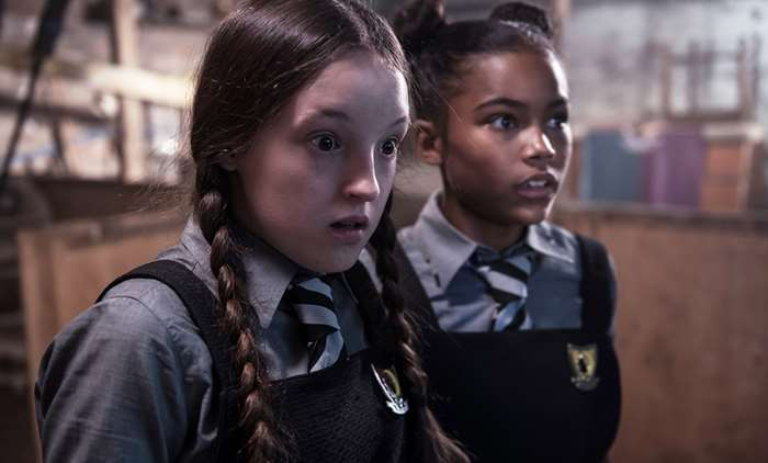 Gilian Cally / The Worst Witch