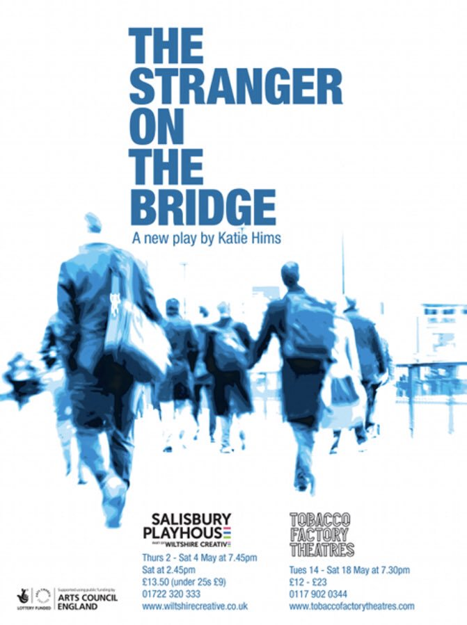 Jessica May Buxton / The Stranger On The Bridge